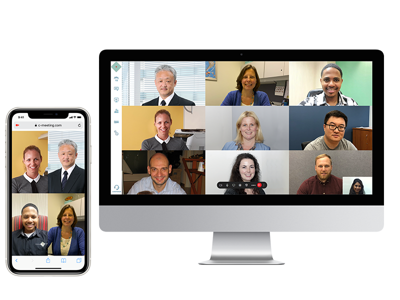 C-Meeting Online Collaboration